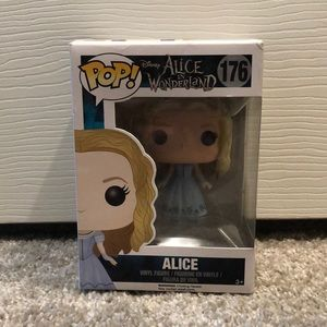 Funko Accents - Tim Burton's Alice in Wonderland Alice Funko POP